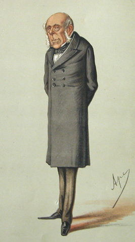 George Villiers, 4th Earl of Clarendon by Carlo Pellegrini, 1869. 4th Earl of Clarendon.png