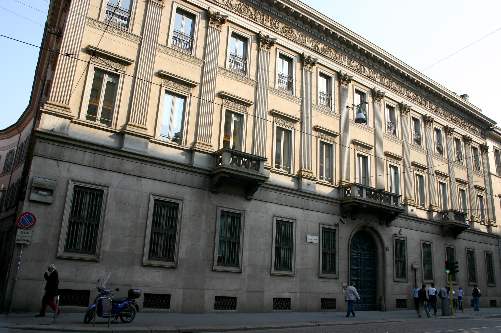 Hotel Luisa Milano Via Varesina