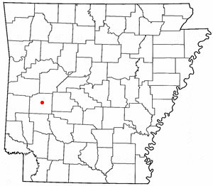 Loko di Mount Ida, Arkansas
