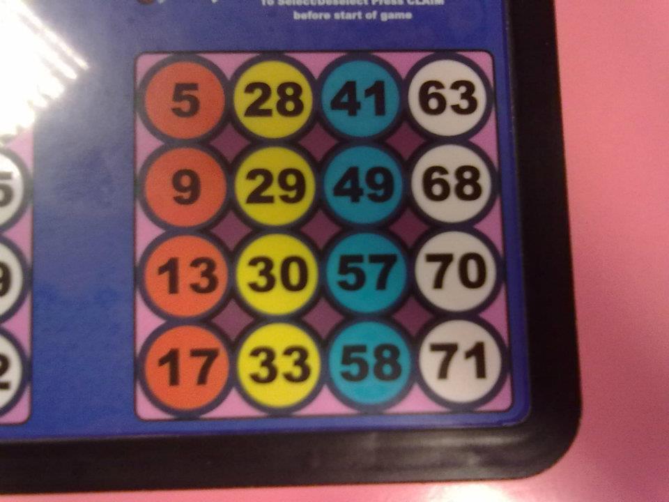 Bingo Game Wiki