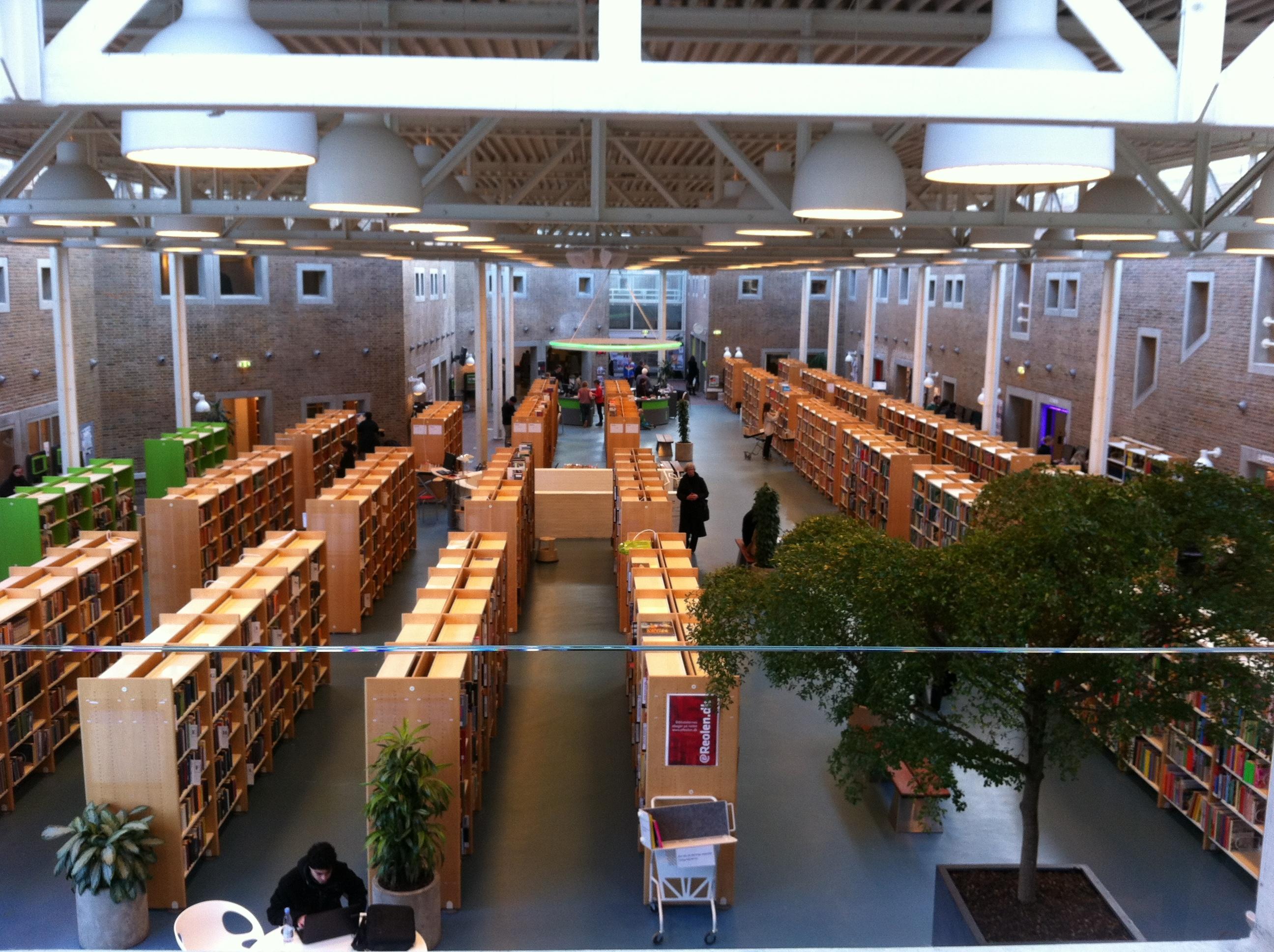 biblioteker i aalborg