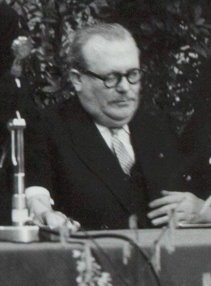 Achiel Van Acker (1958)