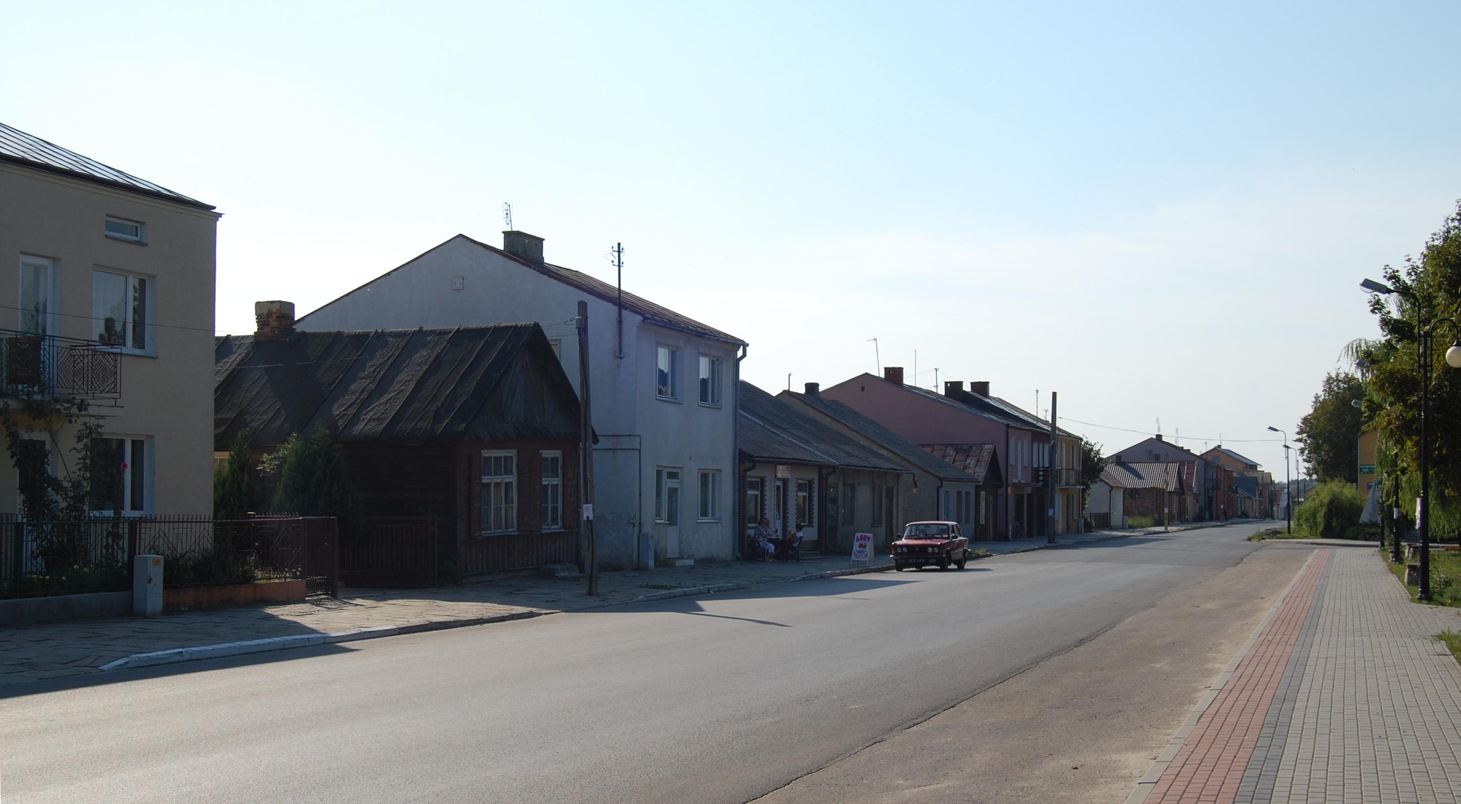 File Adamow Ulica Jpg Wikimedia Commons
