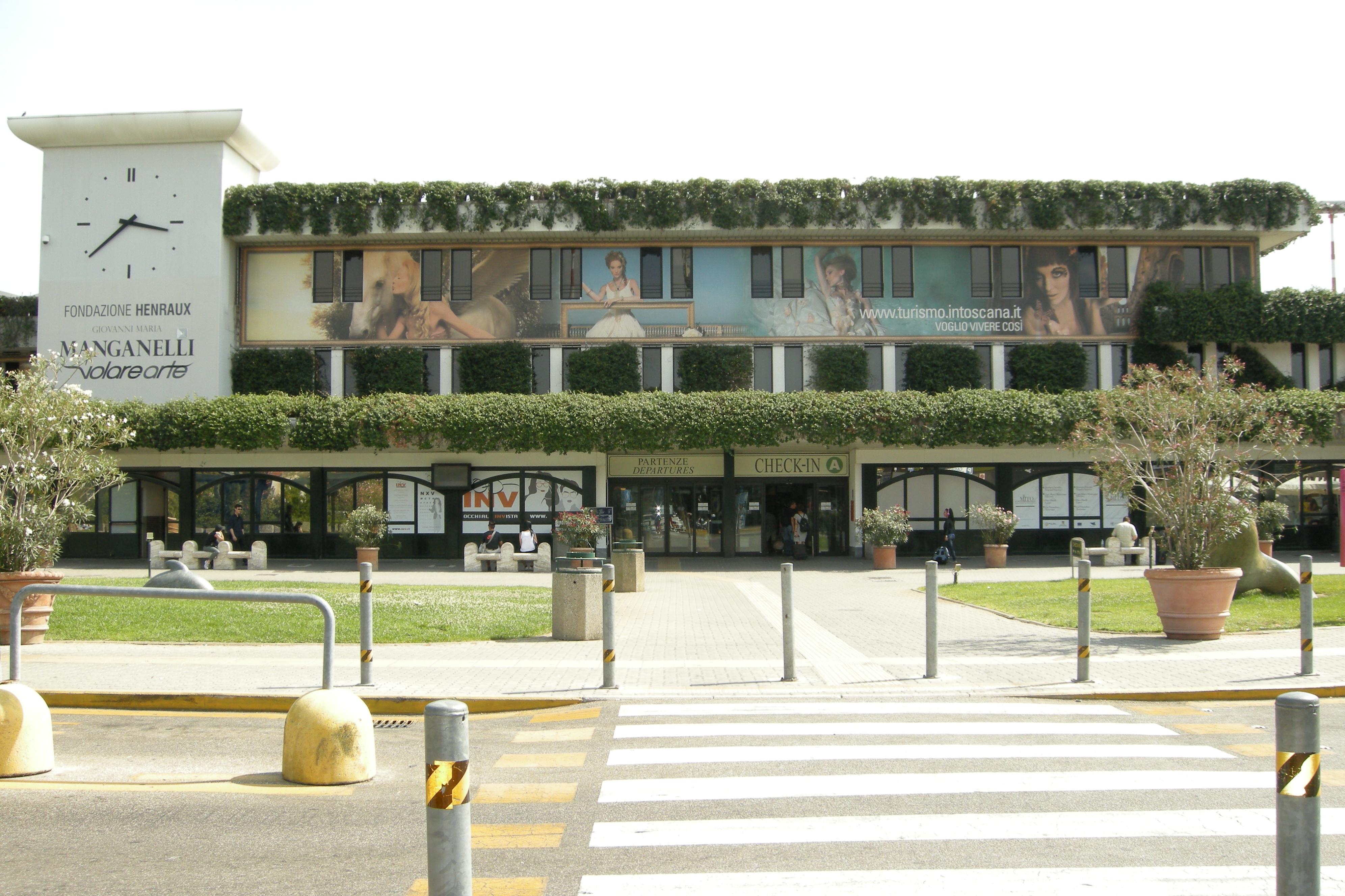 Aeroporto Pisa : File aeroporto internazionale galileo galilei di pisa g