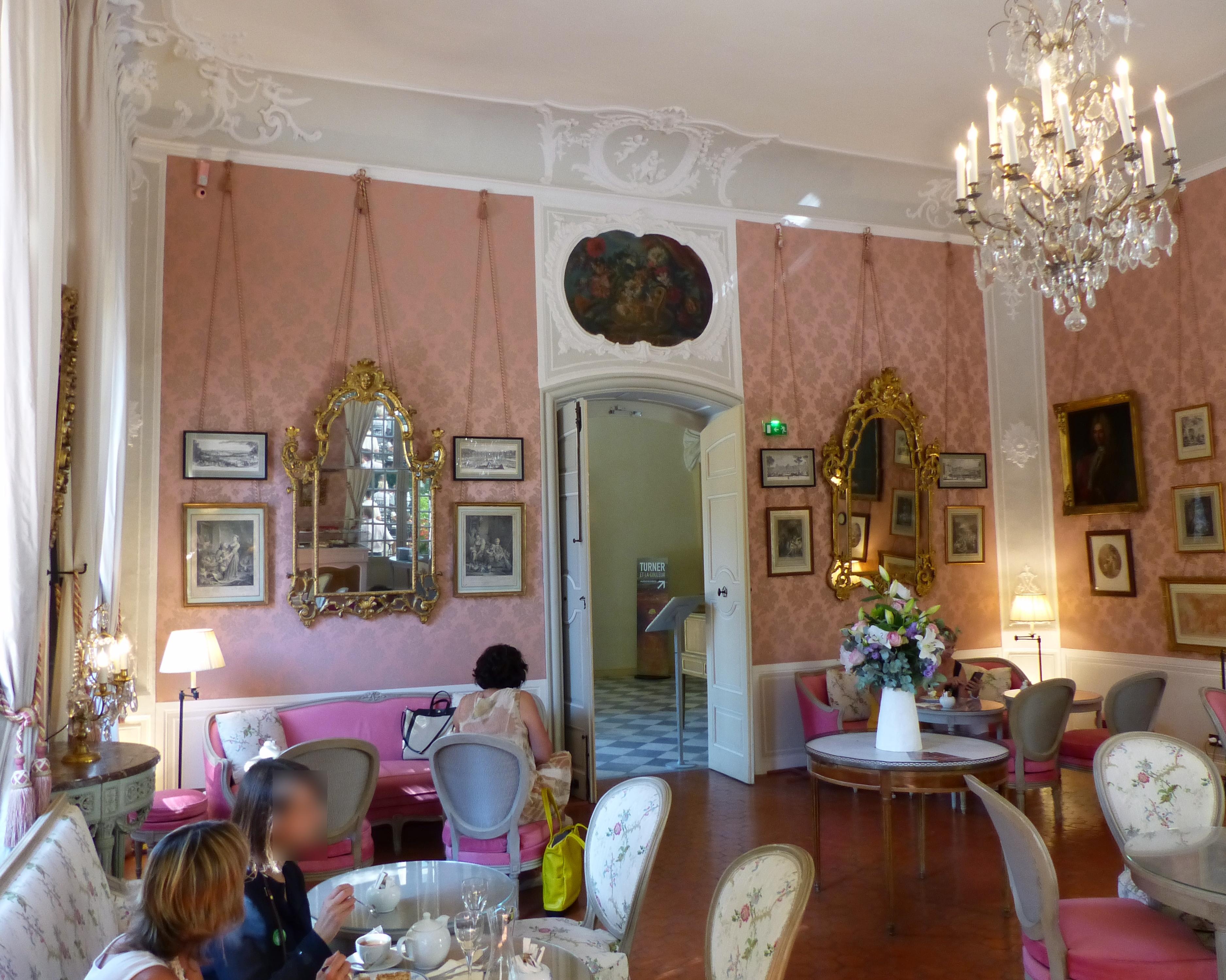 Hotel De Caumont Restaurant