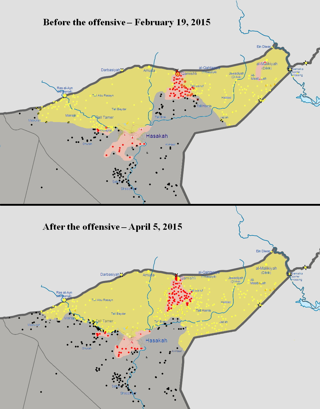 syrian conflict map with Eastern Al Hasakah Offensive on File Syrian Civil War also Afrin Region besides Religionmemoryandconflict besides File Guerra civil Donbass together with Detail.