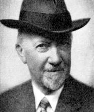 Alfred Jørgen Bryn Norwegian patent engineer