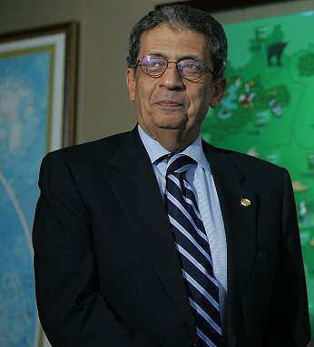 Amre Moussa 2005