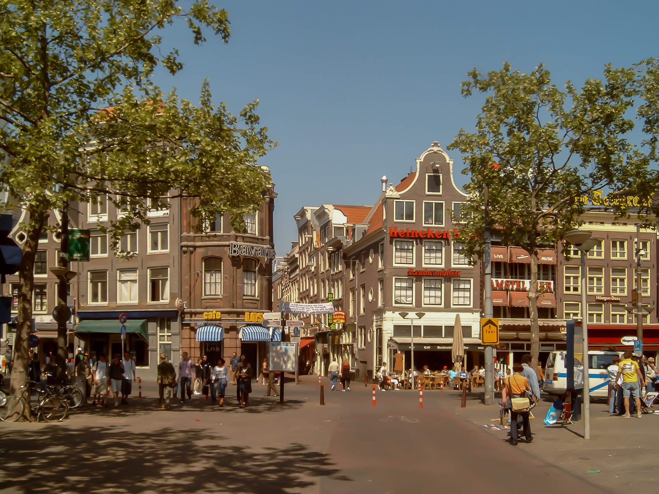 Hotels In Amsterdam Town Centre