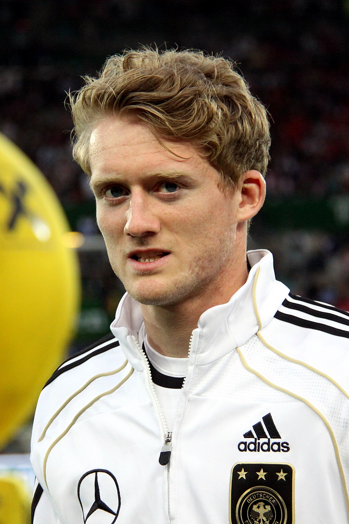 The 29-year old son of father Joachim Schürrle and mother Luise Schürrle André Schürrle in 2020 photo. André Schürrle earned a  million dollar salary - leaving the net worth at 30 million in 2020