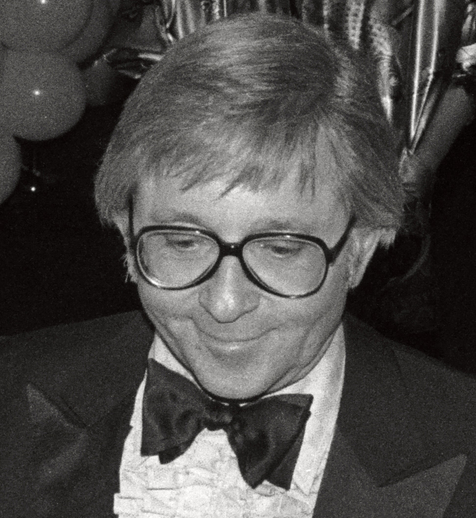 arte johnson bewitched