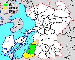 Ashikita District, Kumamoto District of Japan