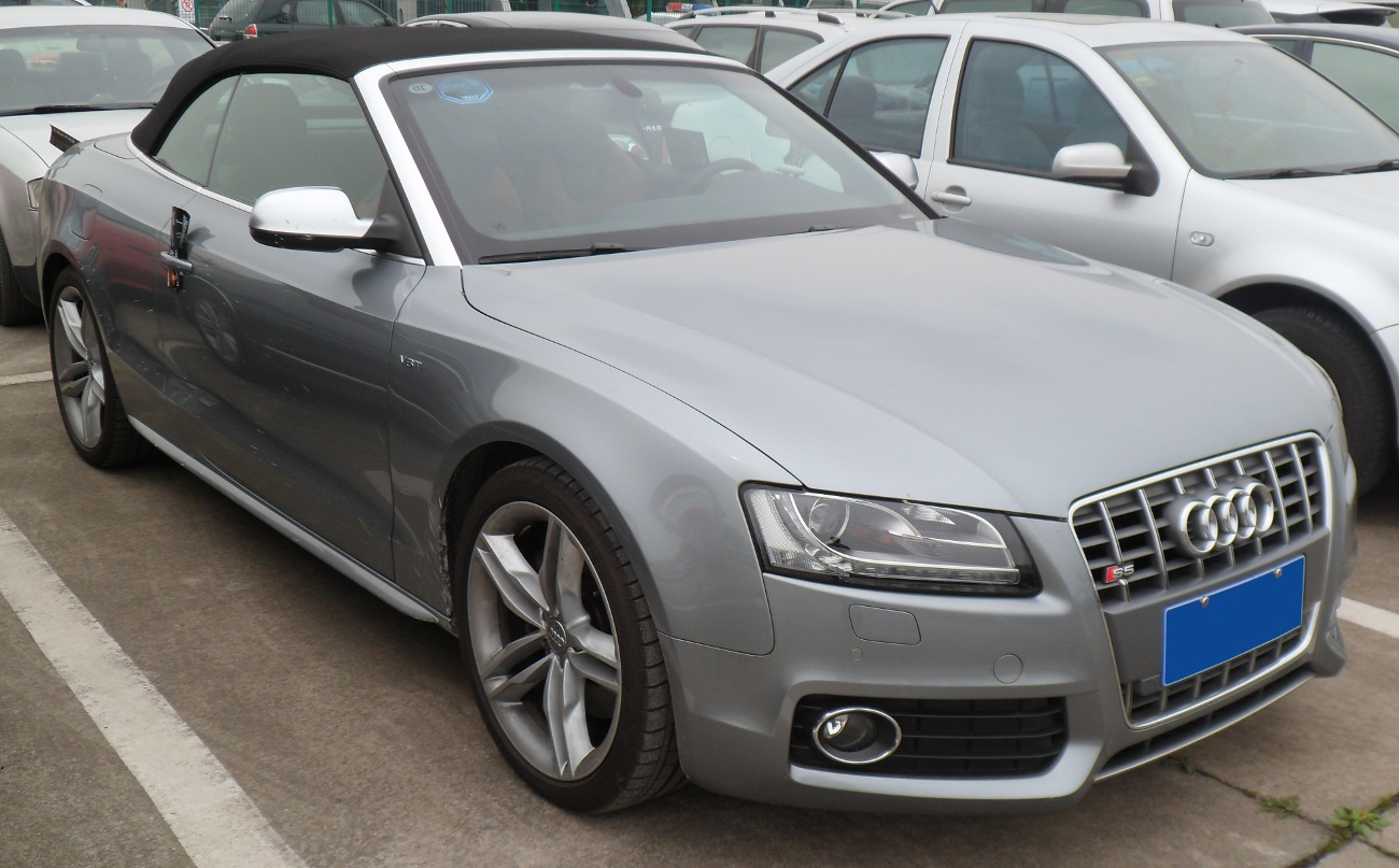 File:Audi S5 8T Cabriolet China 2012-04-15.jpg - Wikimedia Commons