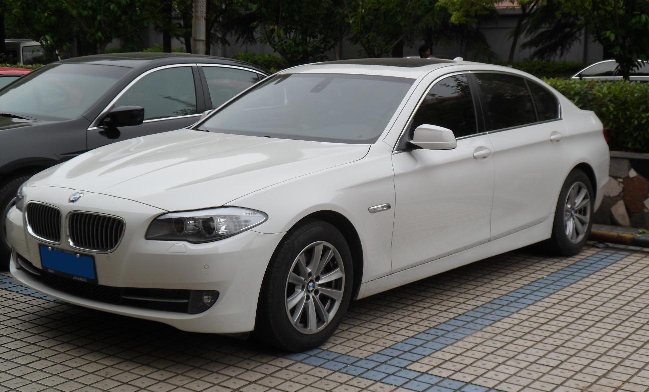 File:BMW 5-Series F18 Li 2 China 2012-05-12.jpg ...