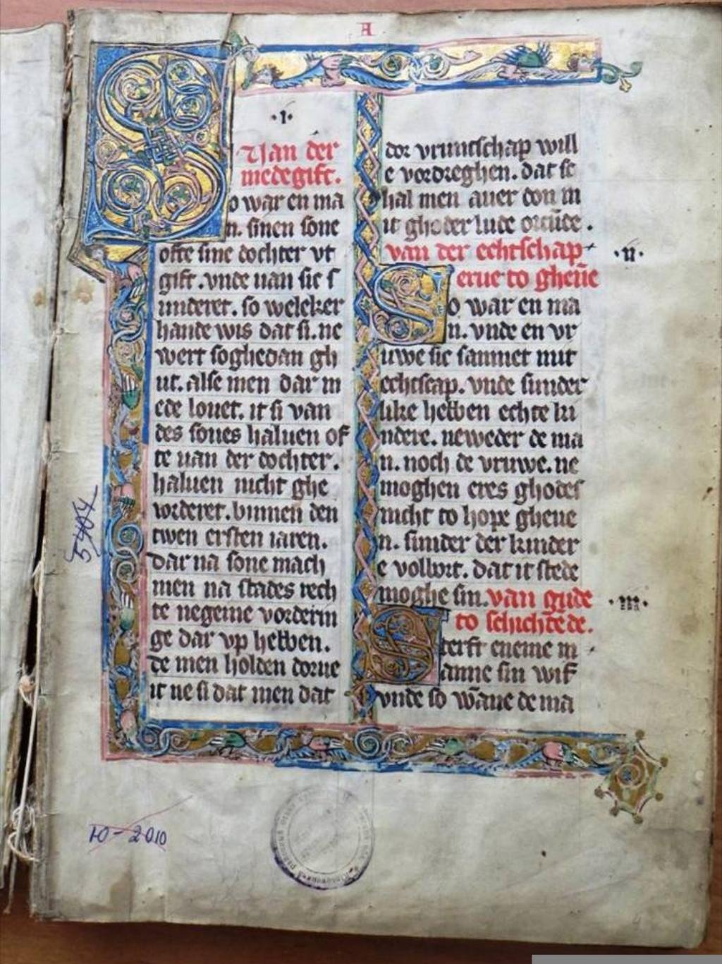 Bardewikscher Codex – Wikipedia