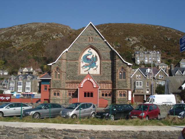 Barmouth Theatre - geograph.org.uk - 462880