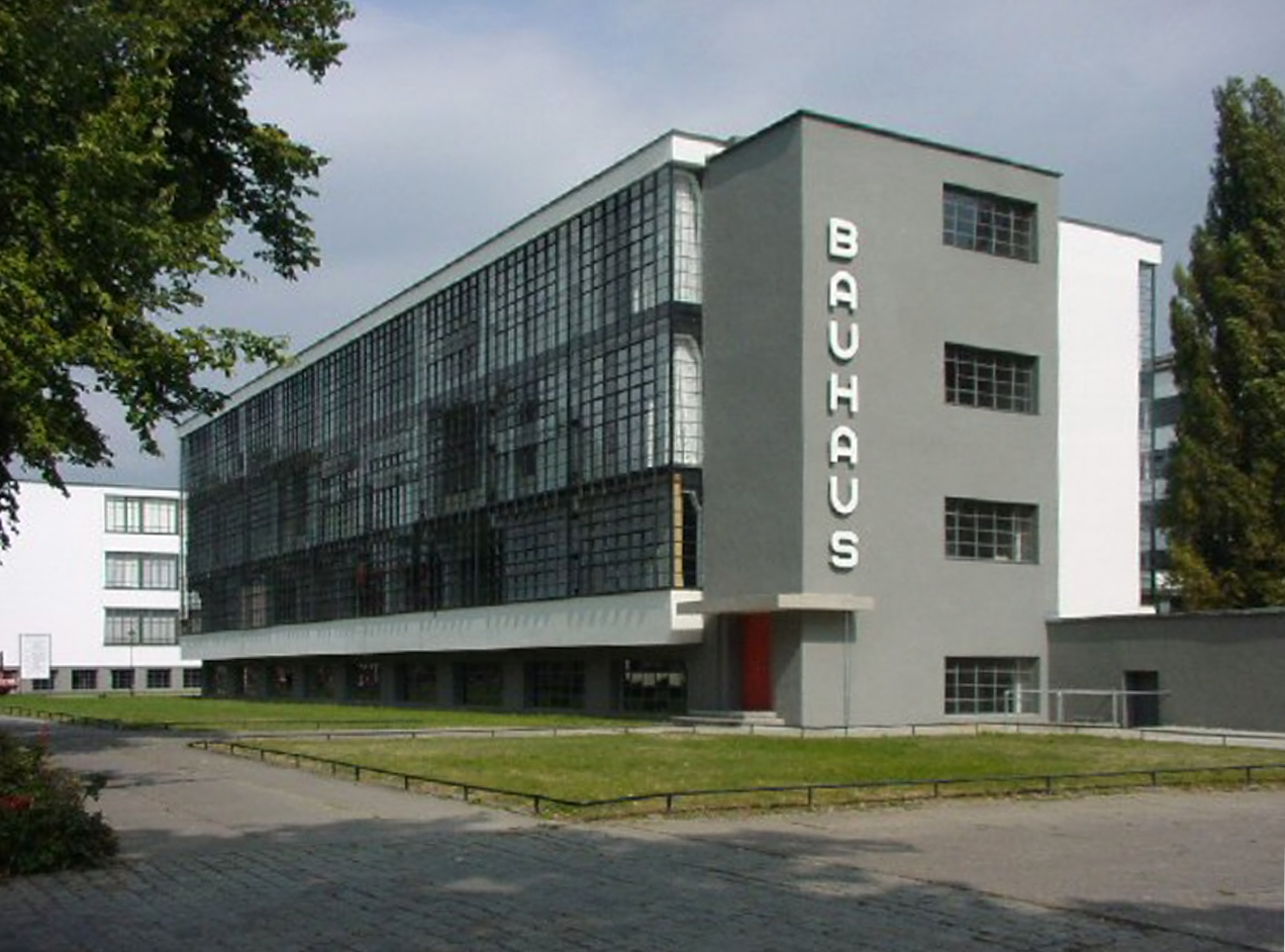 Architektur Bauhaus upload wikimedia org commons e e1 bauhau