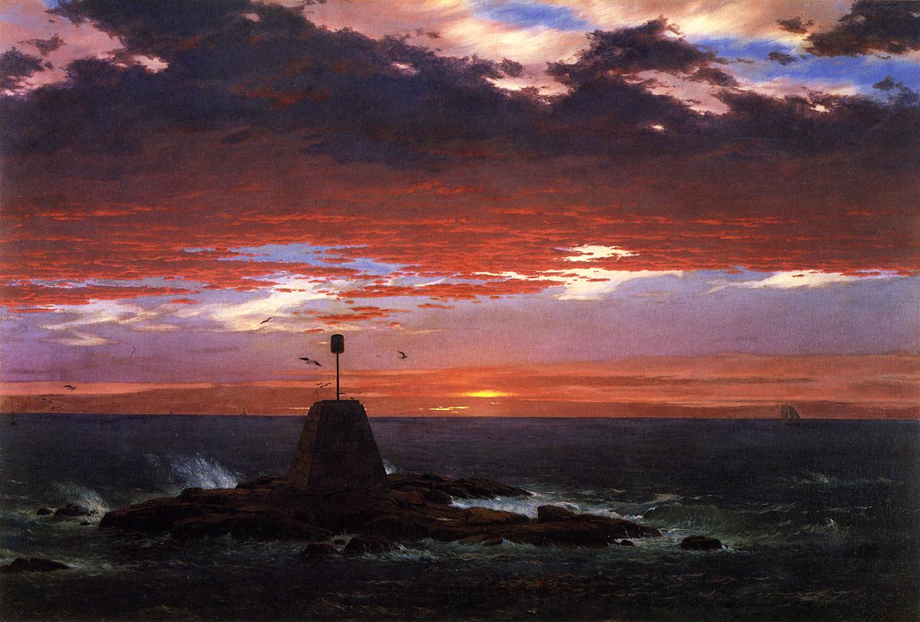 File beacon off mount desert island frederic edwin church for Frederick church paintings