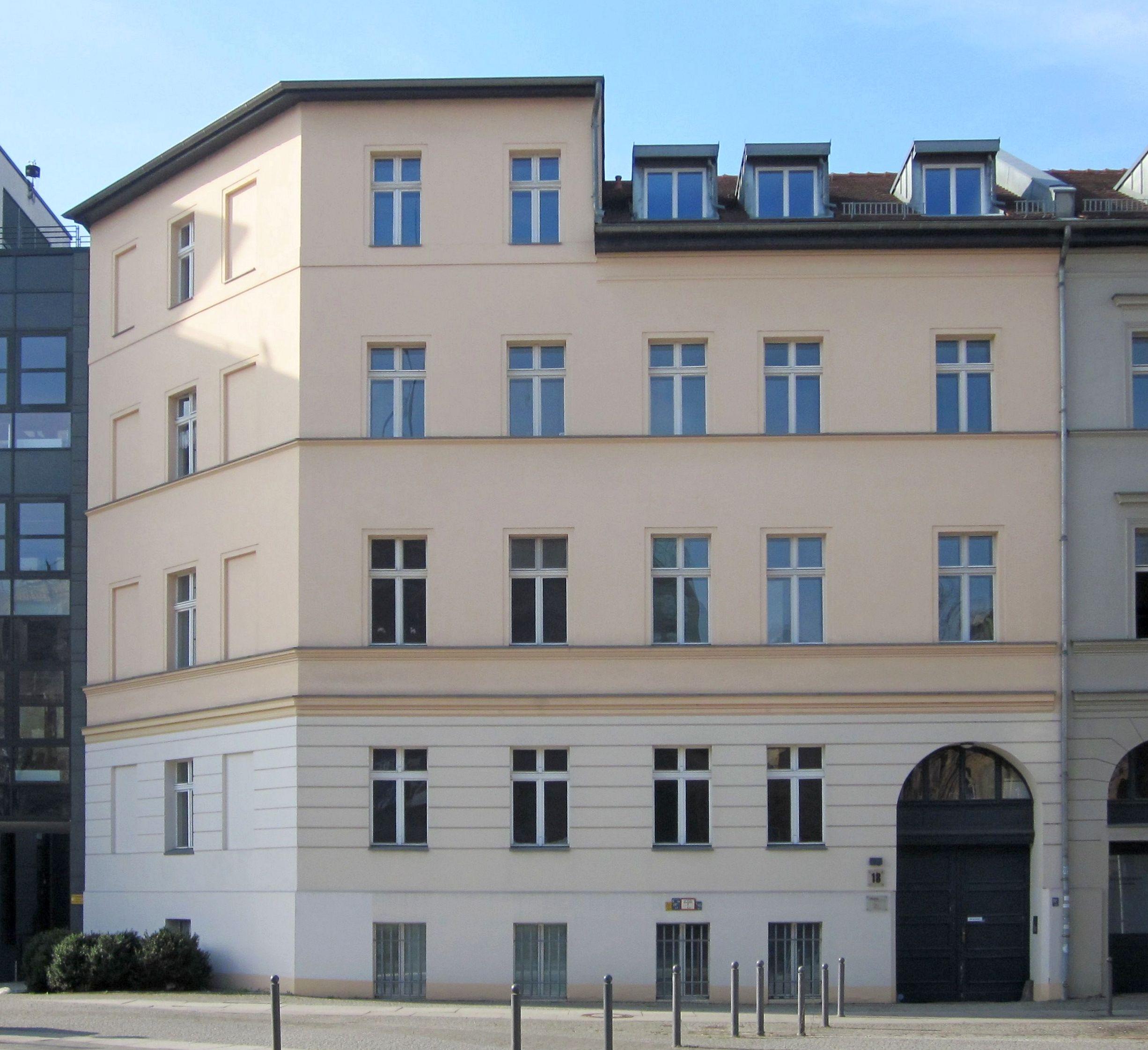 Hannoversche Straße Berlin