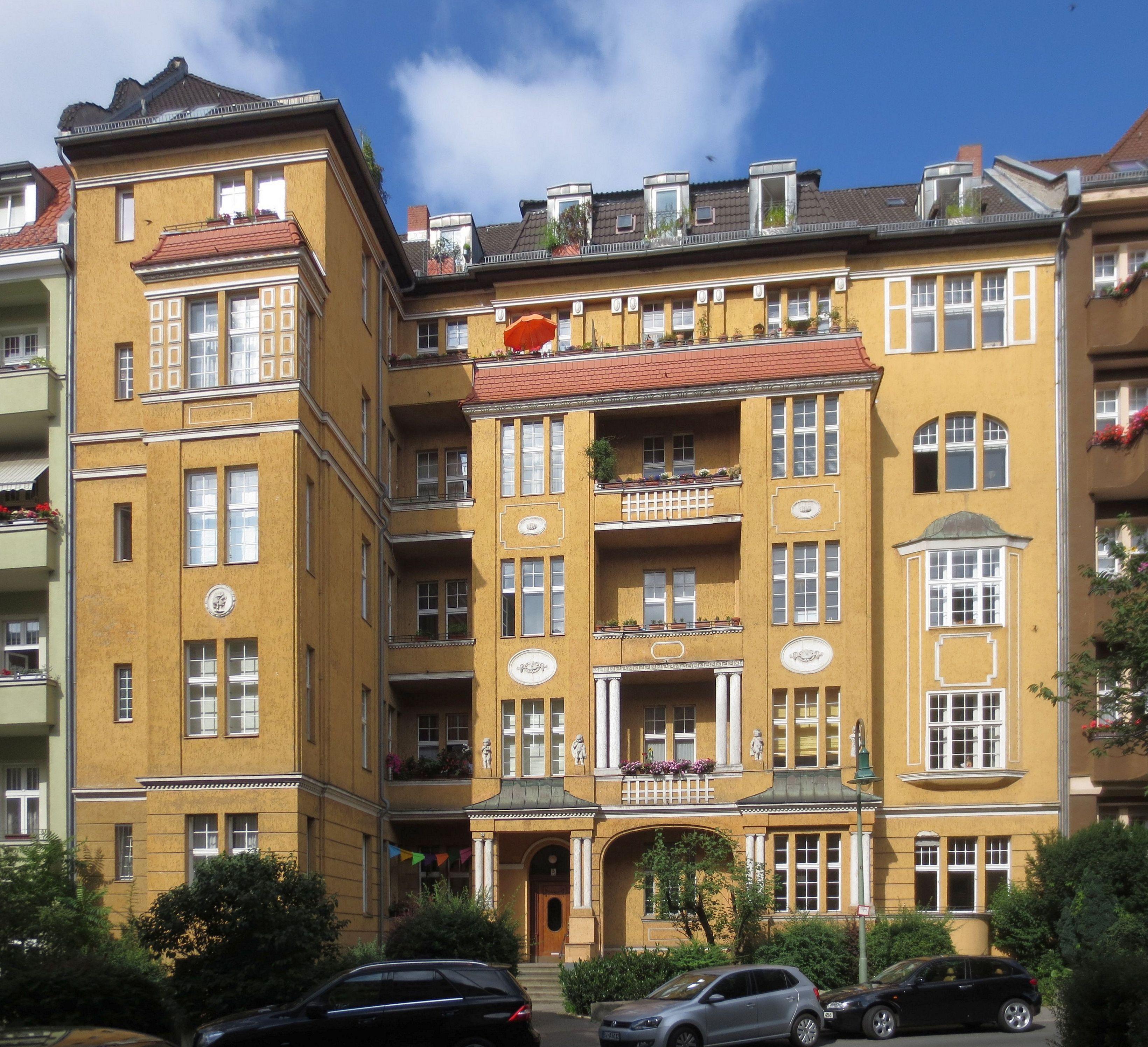 file berlin schoeneberg hewaldstrasse 5 wikimedia commons. Black Bedroom Furniture Sets. Home Design Ideas