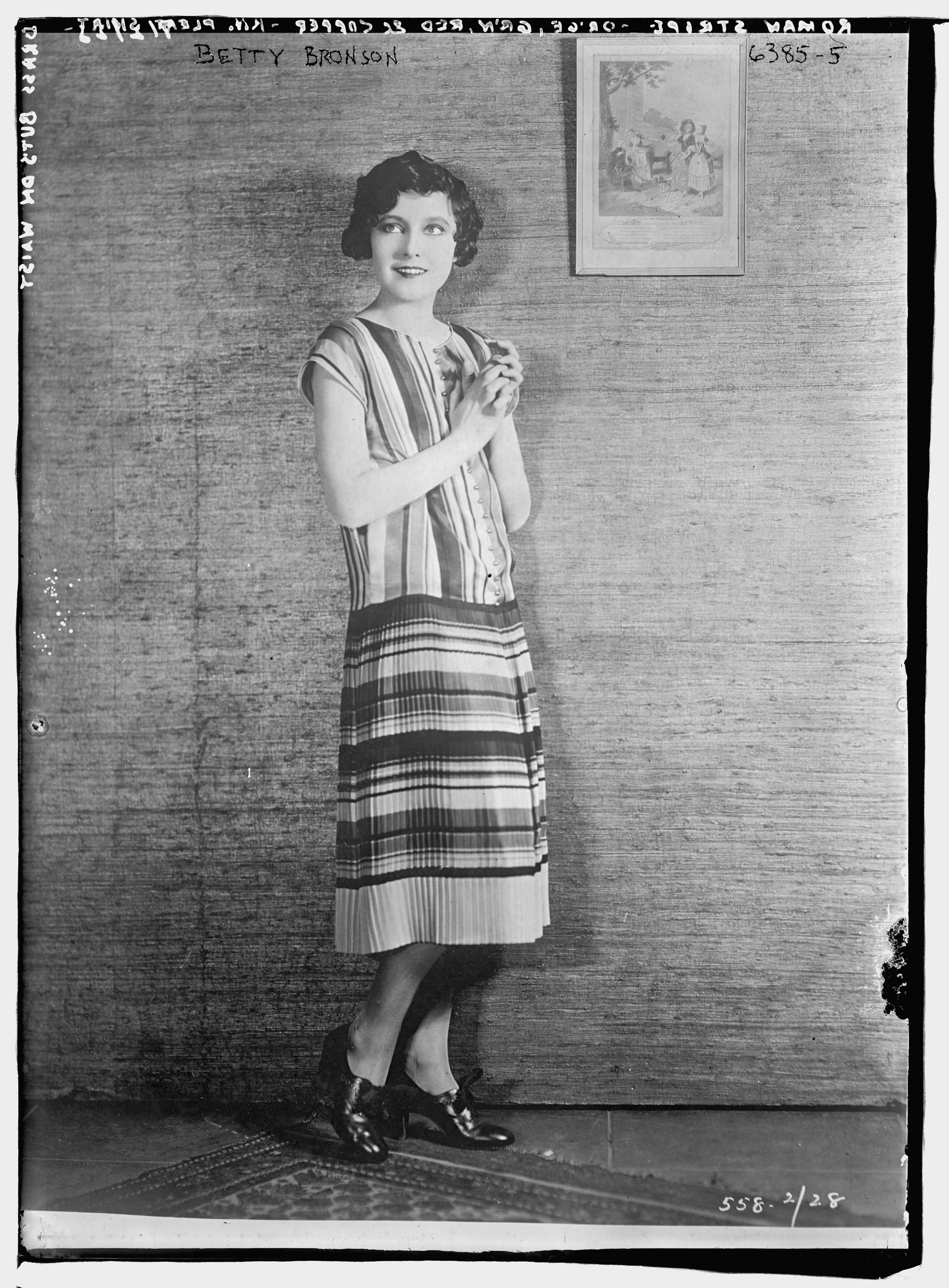 Betty Bronson Betty Bronson new pictures