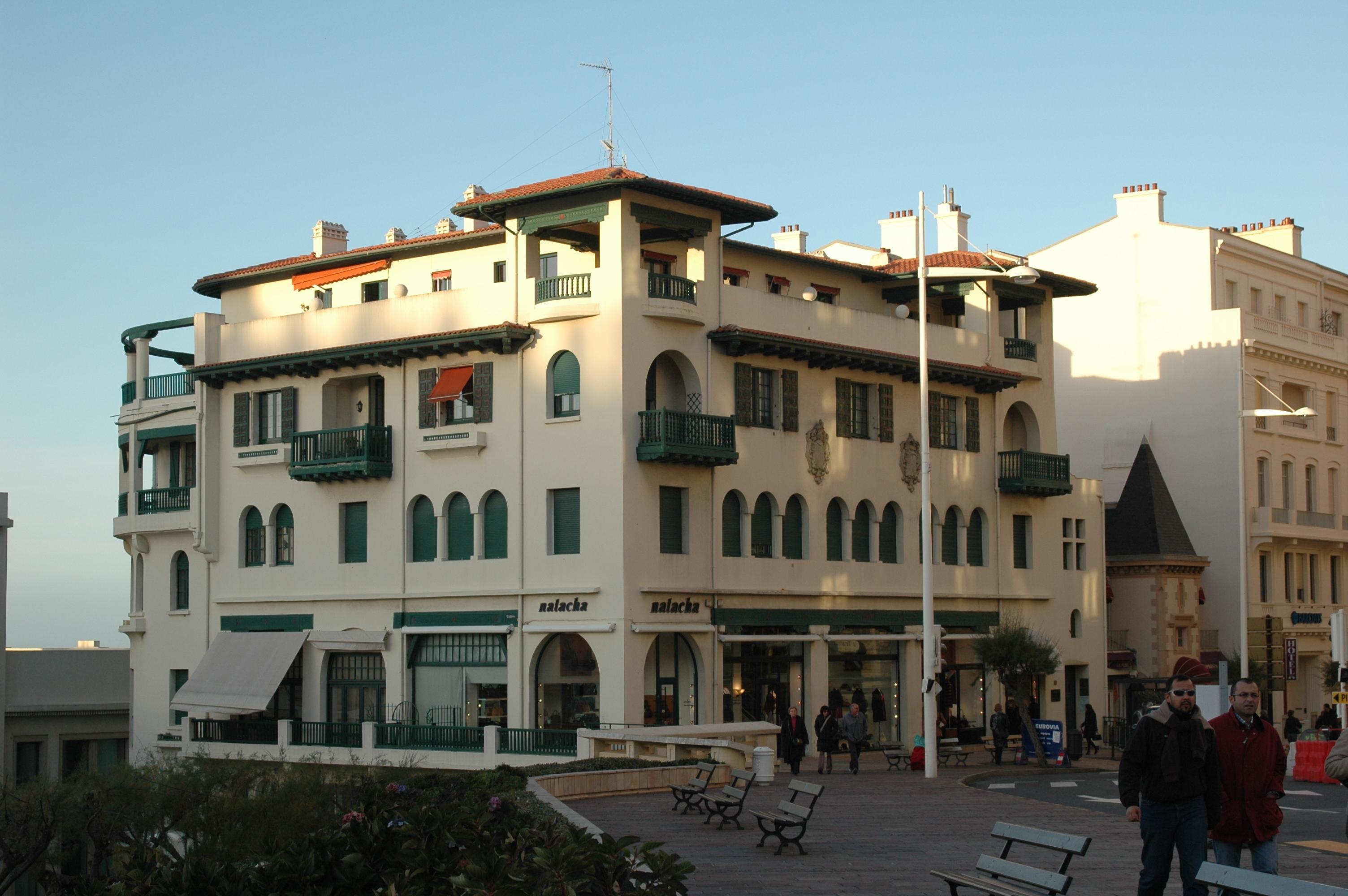 Hotel La Villa Ouest St Palais Sur Mer
