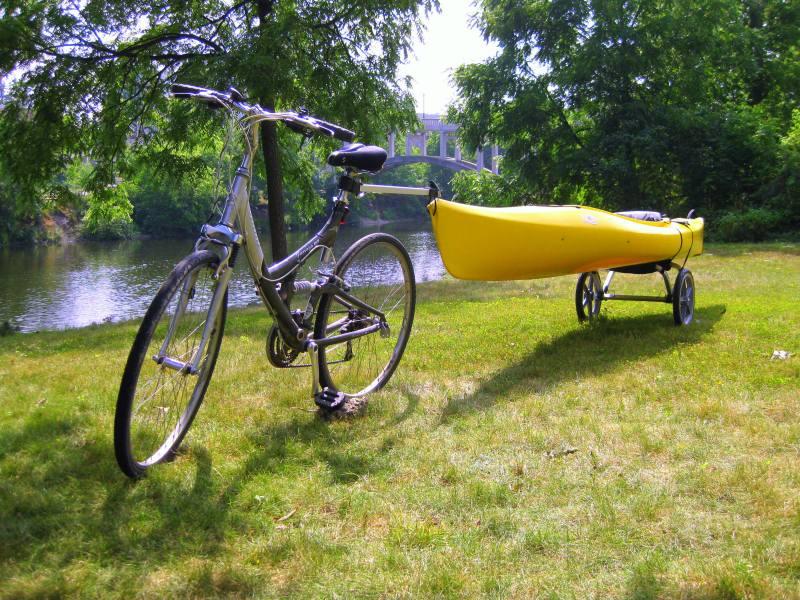File Bike And Kayak Front Jpg Wikimedia Commons