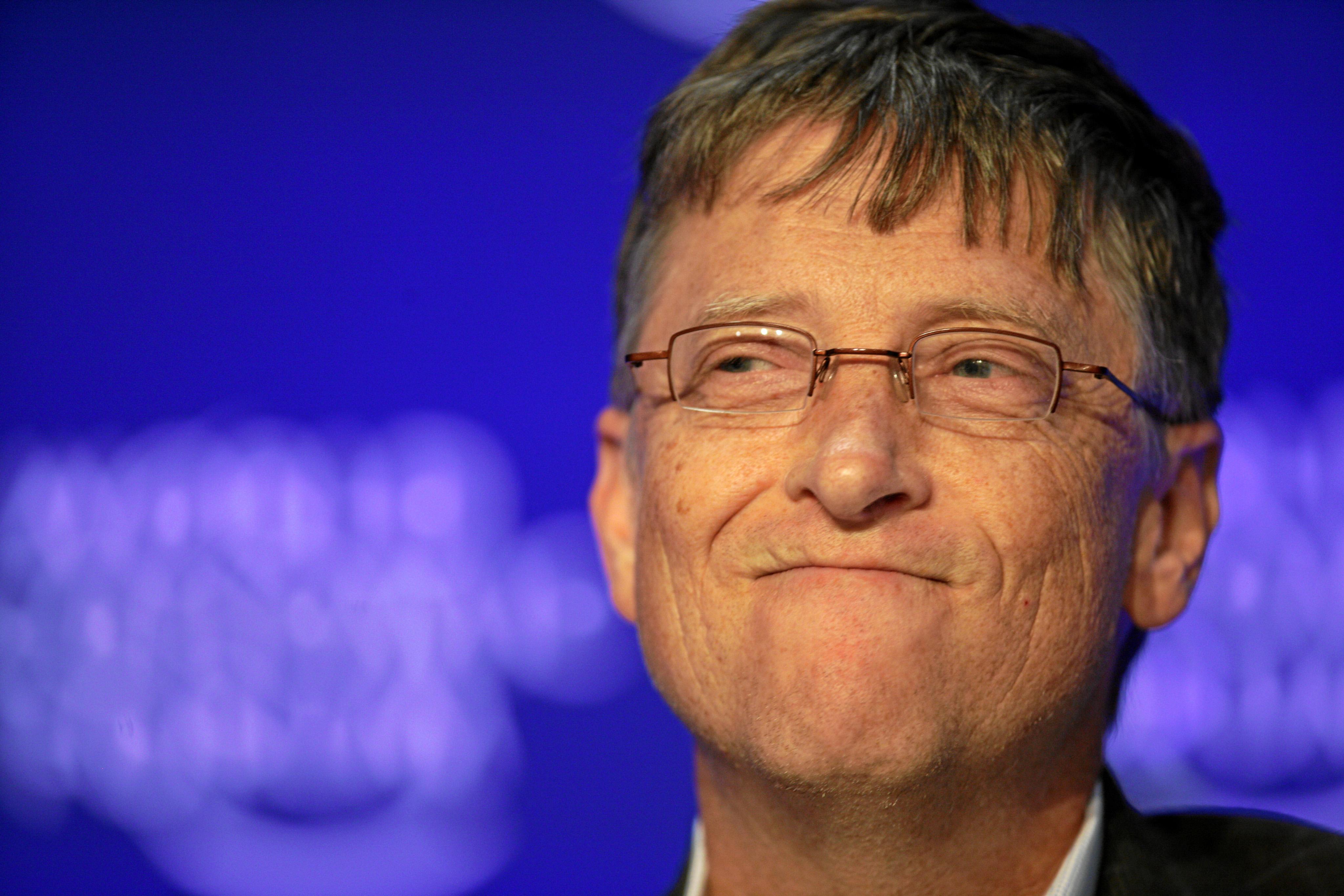 Bill Gates's next girlfriend odds