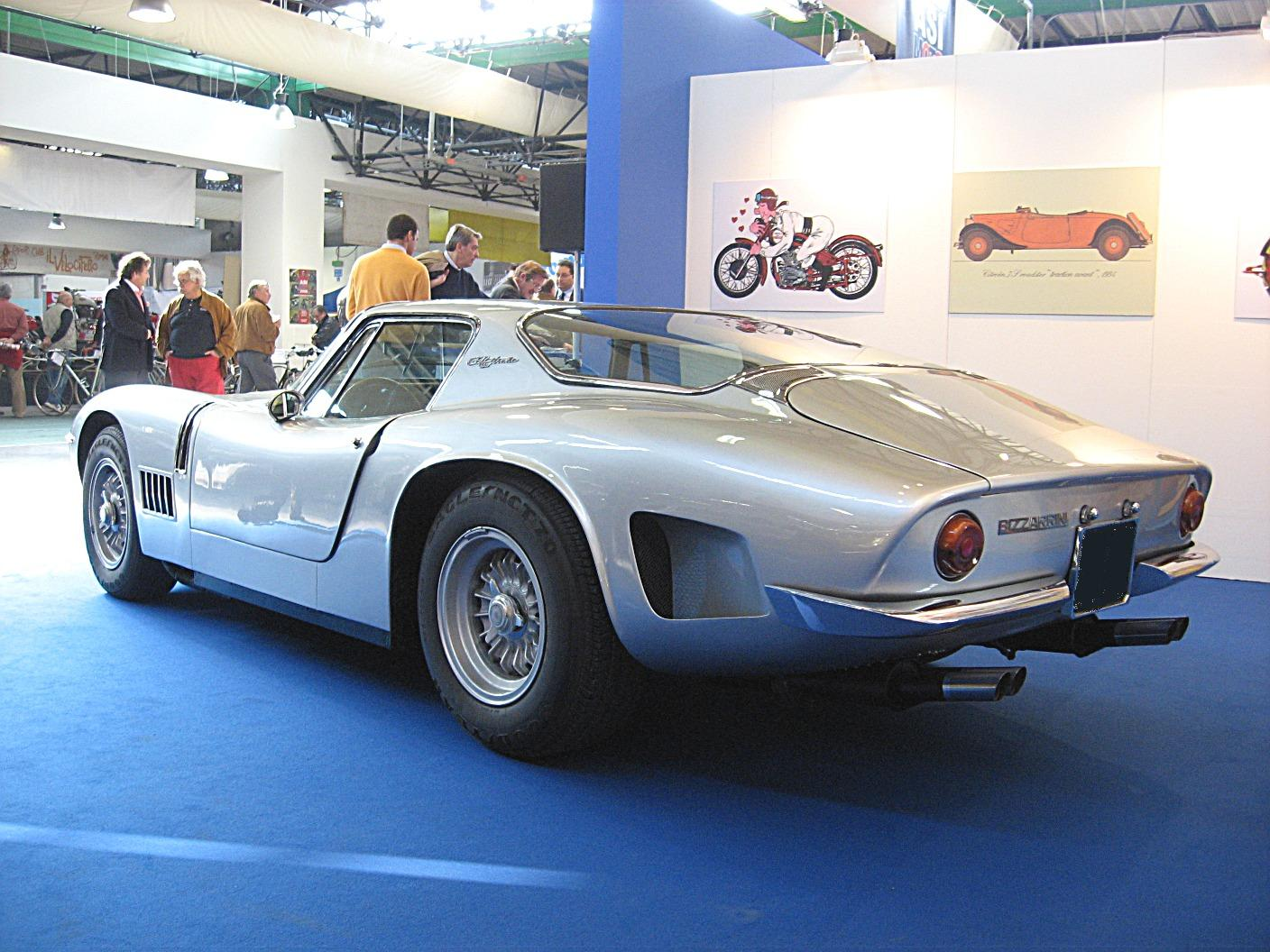 Bizzarrini 5300 GT Rear