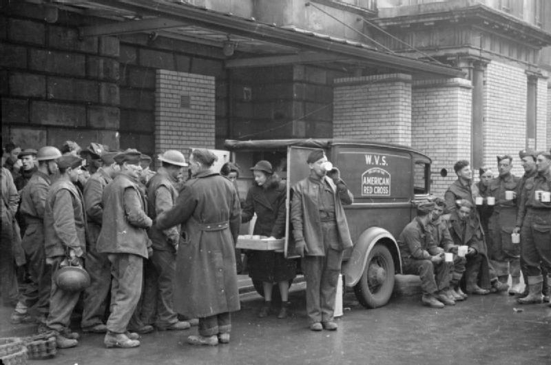 Salvation Army Company Cars