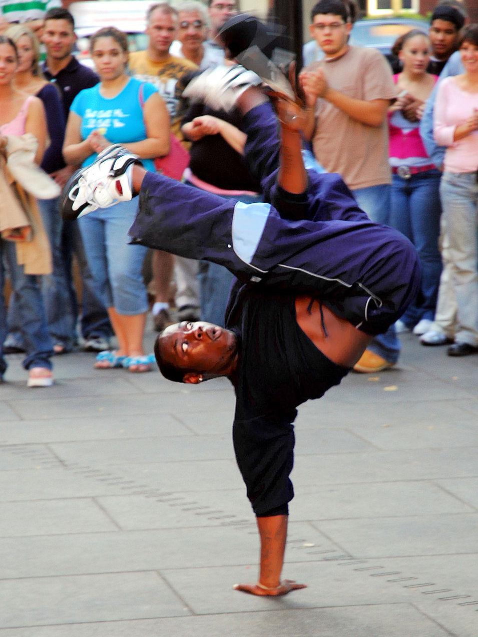 Breakdance Wikipedia