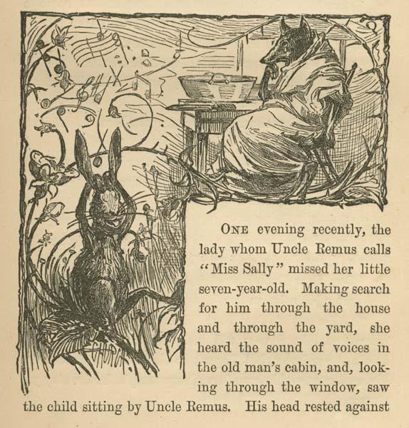 History of Brer Rabbit File Brer Rabbit And Brer Wolf