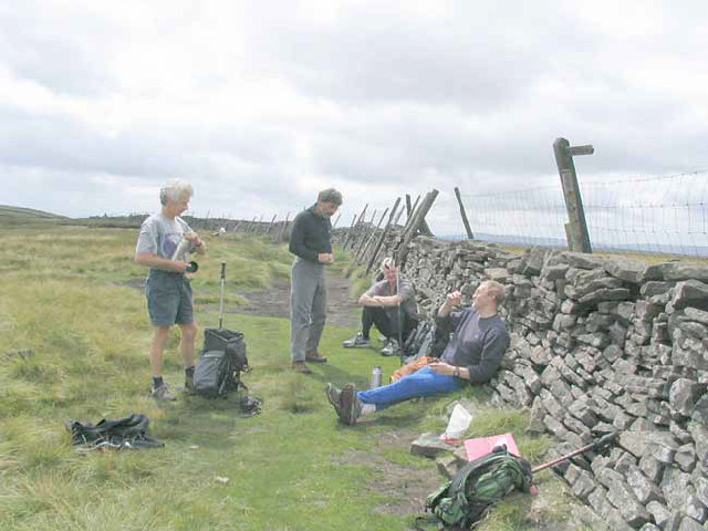 Buckden Pike - geograph.org.uk - 16707