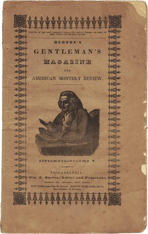 Burton's Gentleman's Magazine - Wikipedia, la enciclopedia