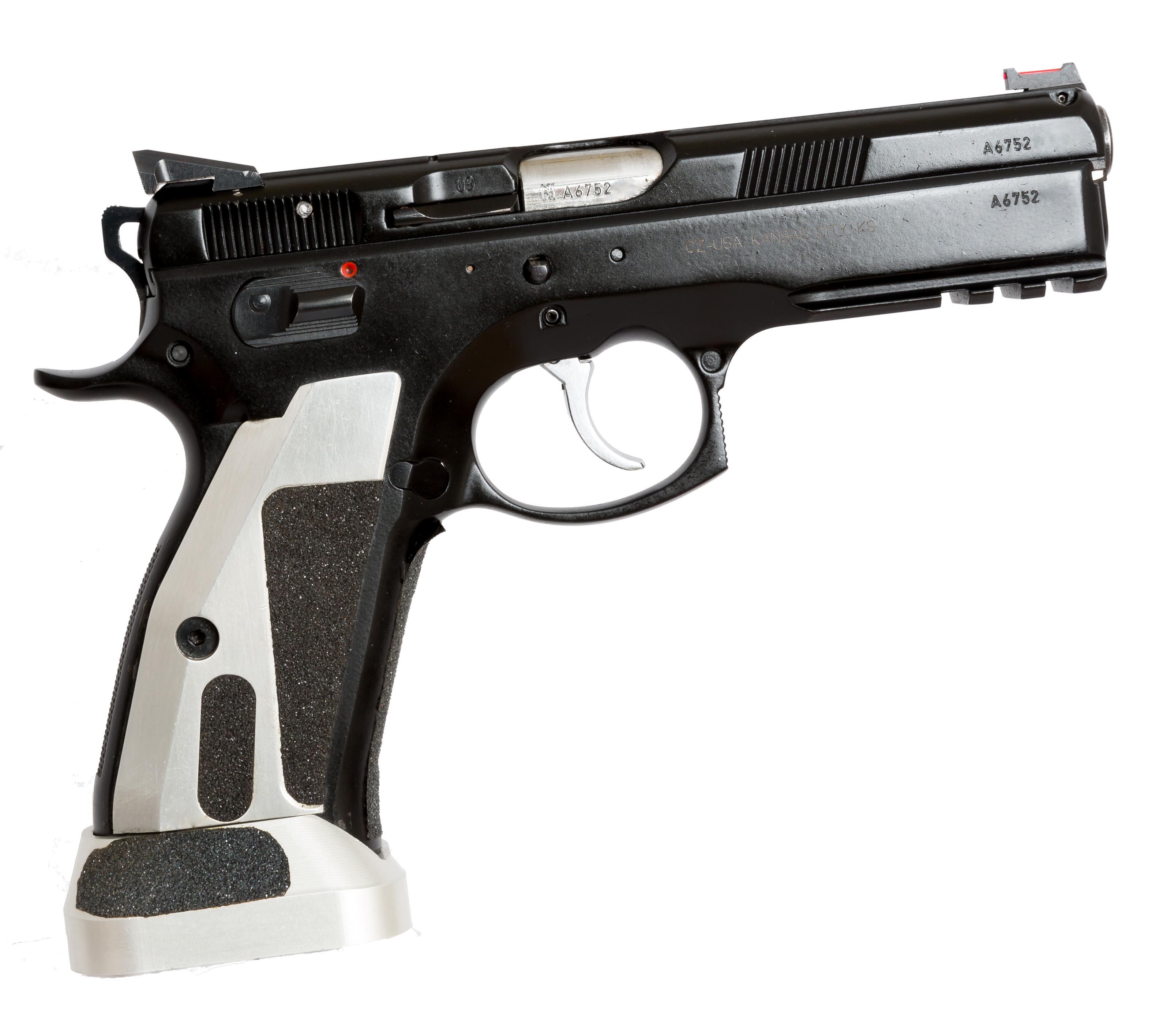 Image result for muzzle brake handgun