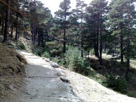 File:Camino Schmidt- Subida hacia Collado Ventoso.jpg - Wikimedia Commons