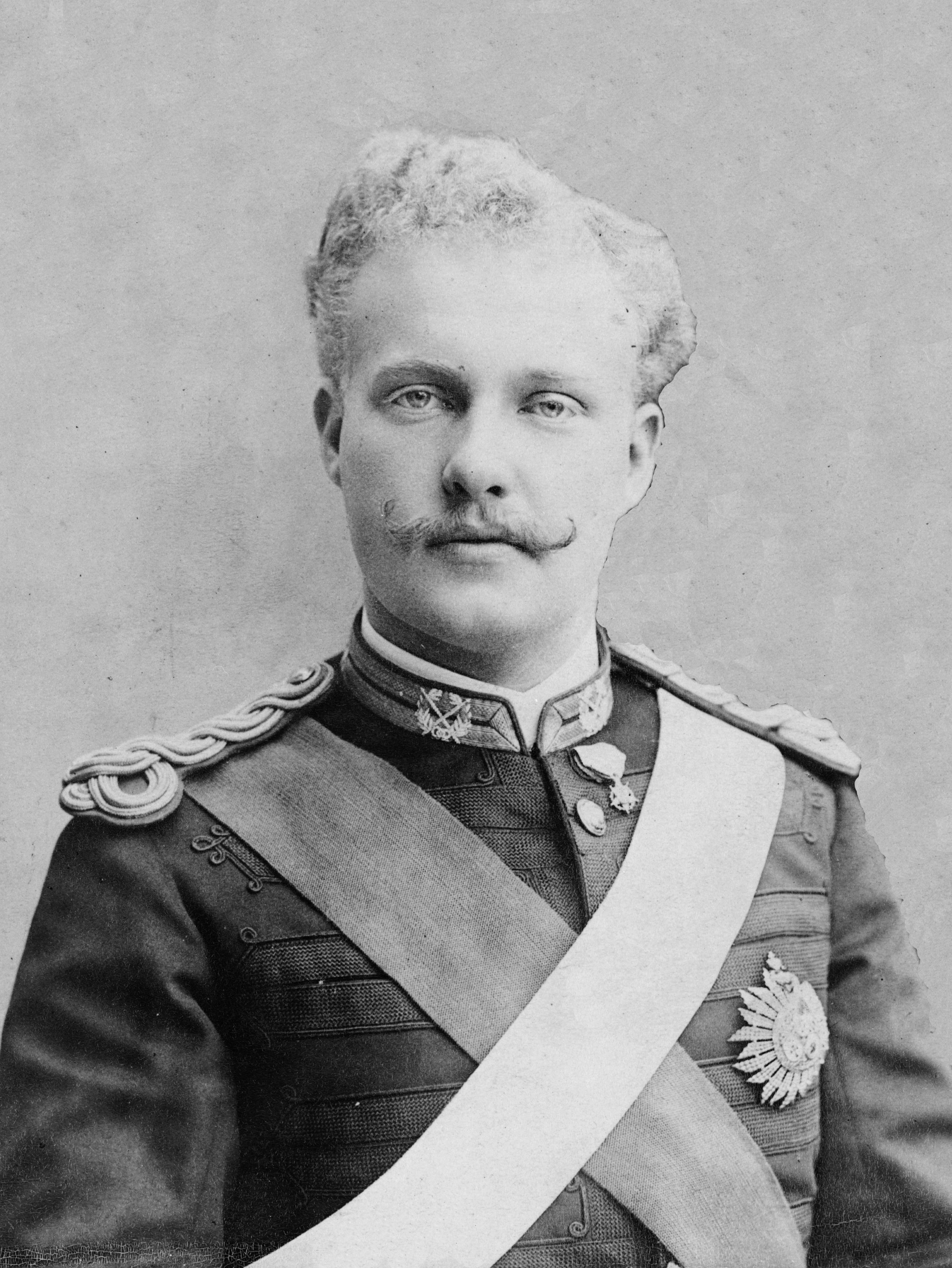 Sua Majestade Fidelíssima Carlos I de Portugal