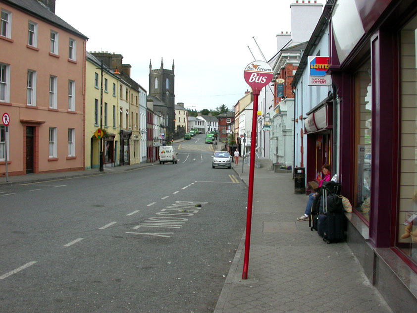 Christ Church (Castlebar or Aglish), Church Street