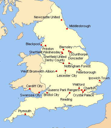 kart england fotball Football League Championship 2009–2010 – Wikipedia