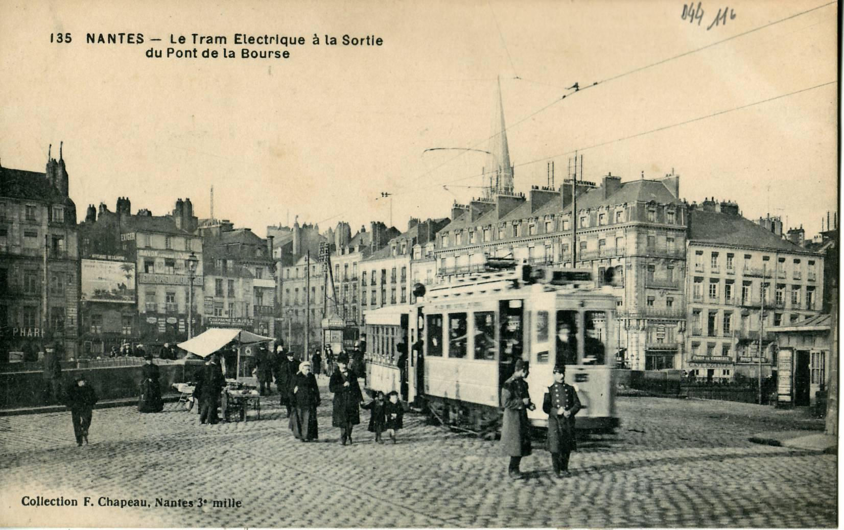 Cafe Le Francais A Nantes