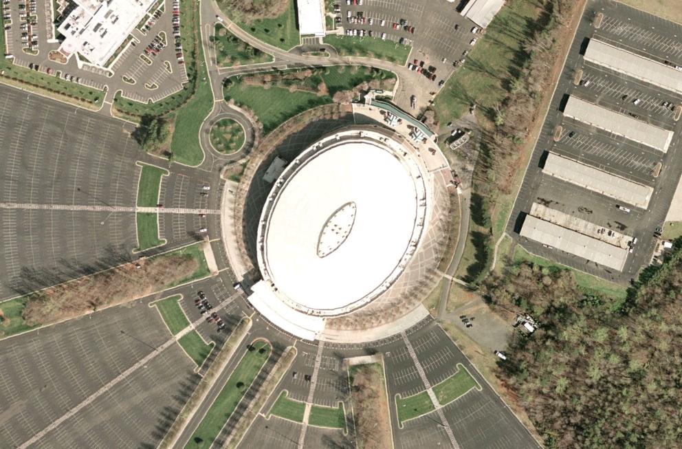 Charlotte Coliseum Wikipedia