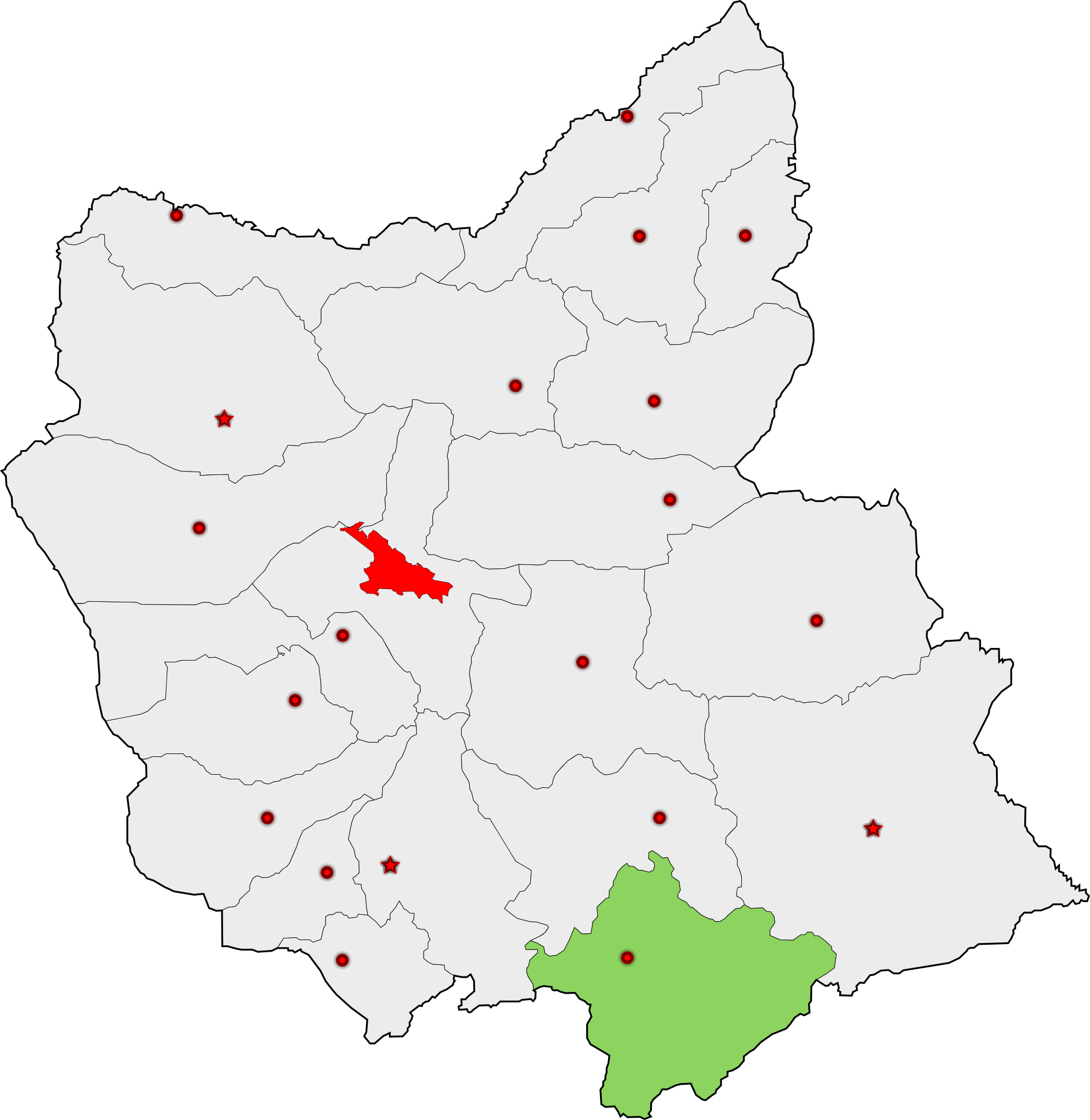 شهرستان چاراویماق