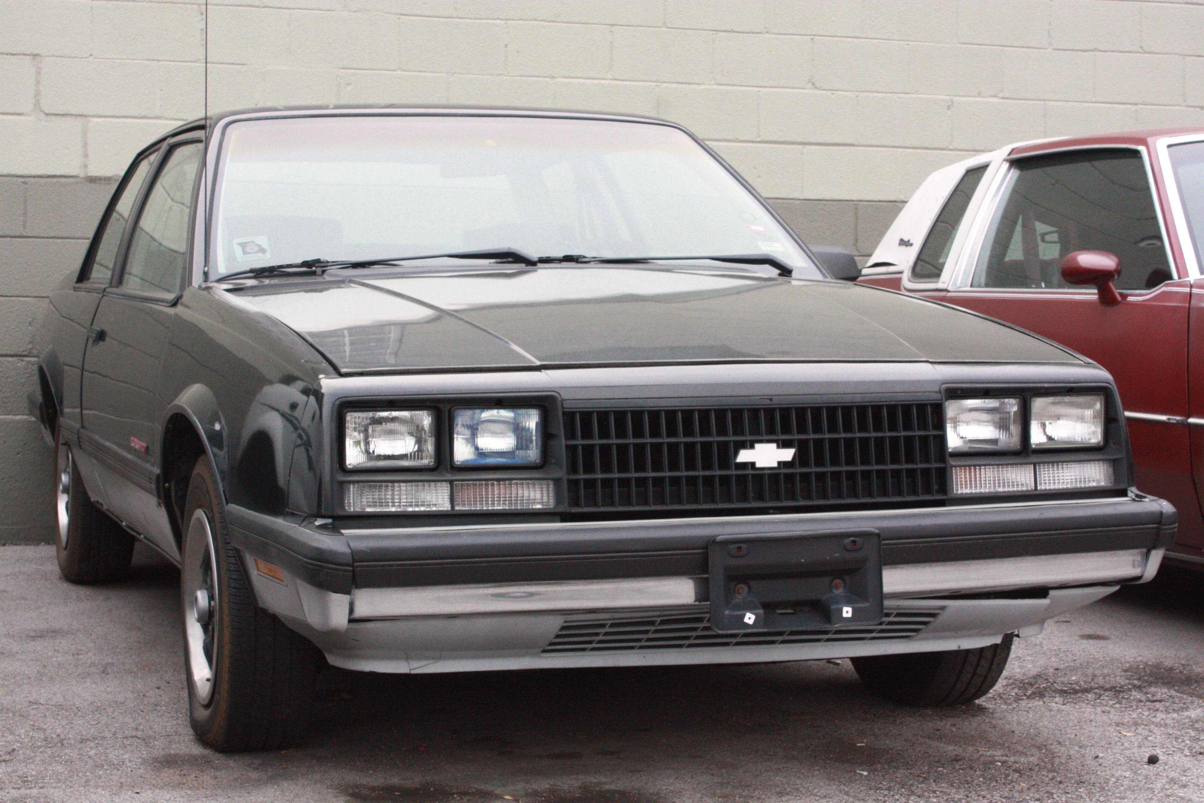 Chevrolet Celebrity - Viquipèdia, l'enciclopèdia lliure