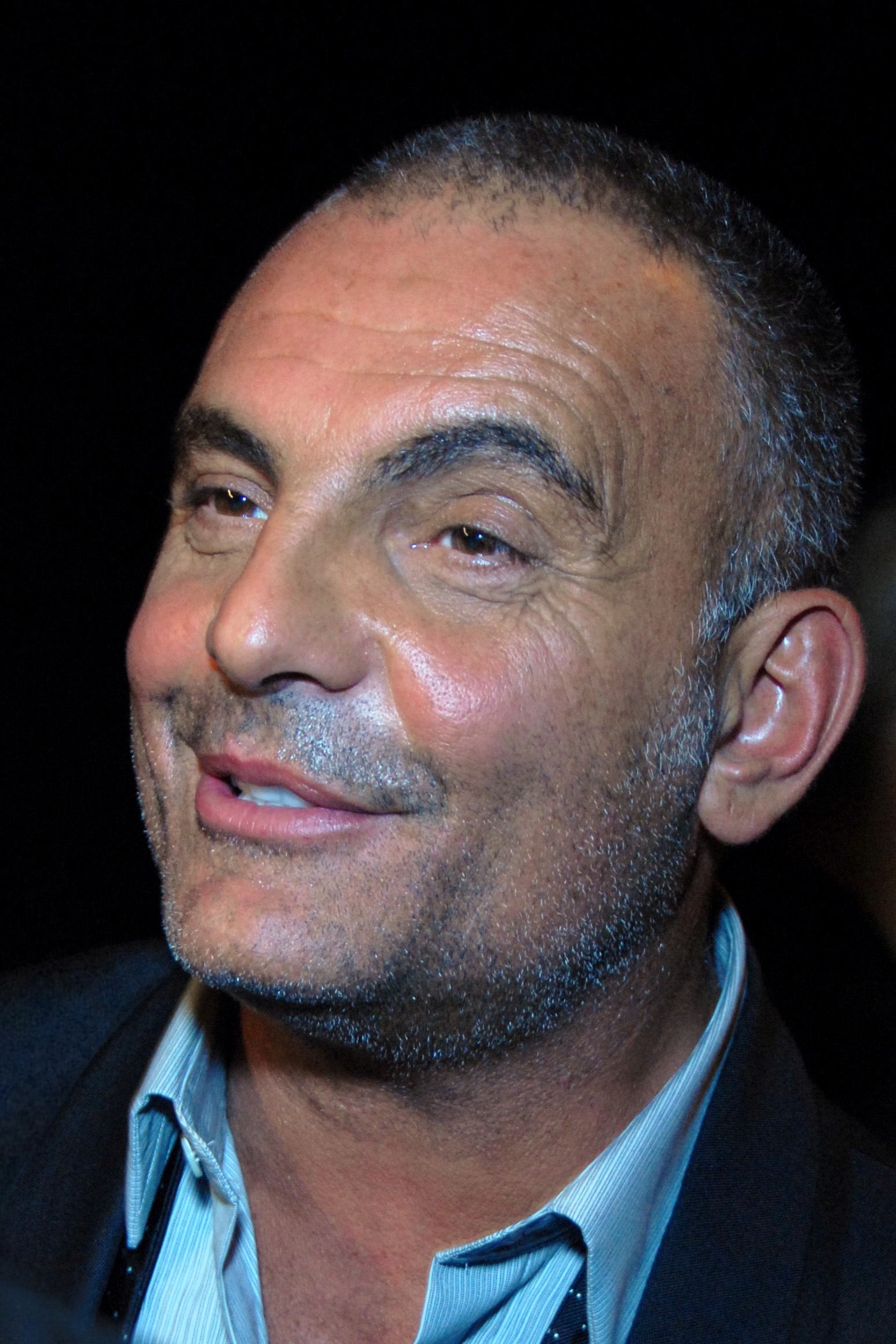 The 60-year old son of father (?) and mother(?) Christian Audigier in 2018 photo. Christian Audigier earned a  million dollar salary - leaving the net worth at  million in 2018