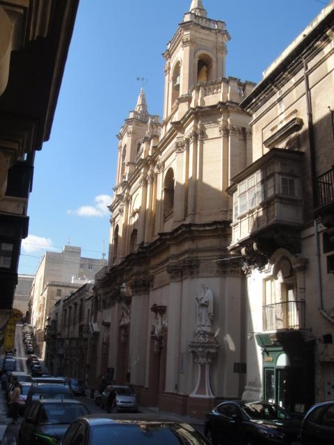 St Augustine Church (Malta)