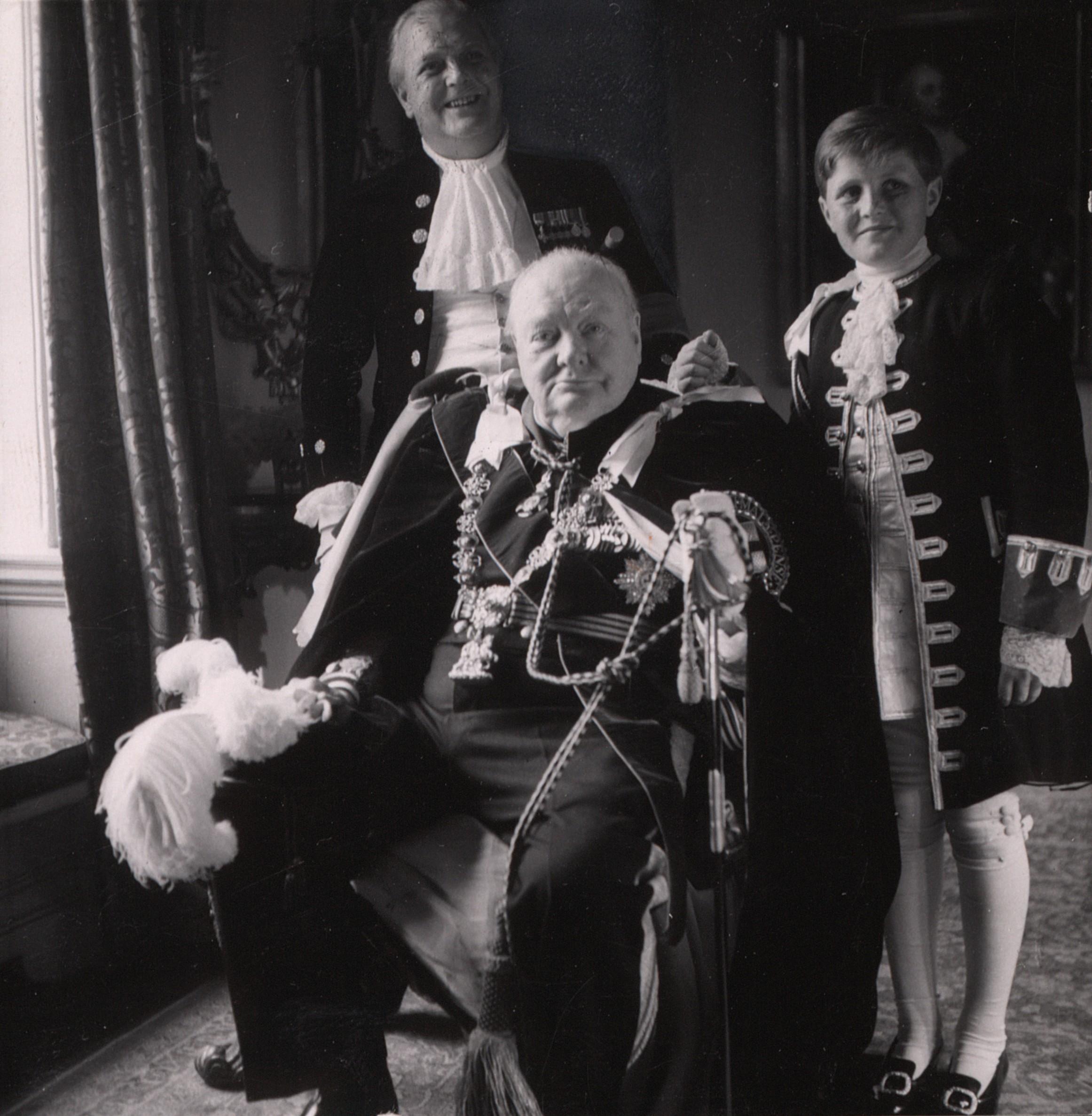 Descendants Of Winston Churchill Wikipedia