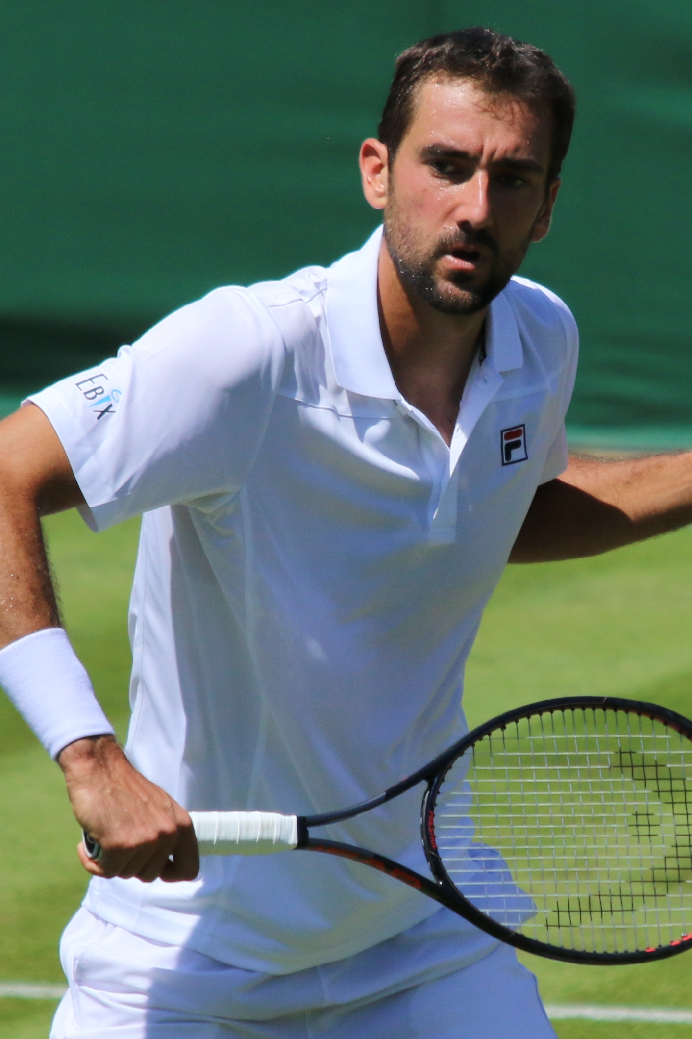 The 31-year old son of father Zdenko Čilić and mother Koviljka Čilić Marin Cilic in 2020 photo. Marin Cilic earned a 4.5 million dollar salary - leaving the net worth at 16.3 million in 2020