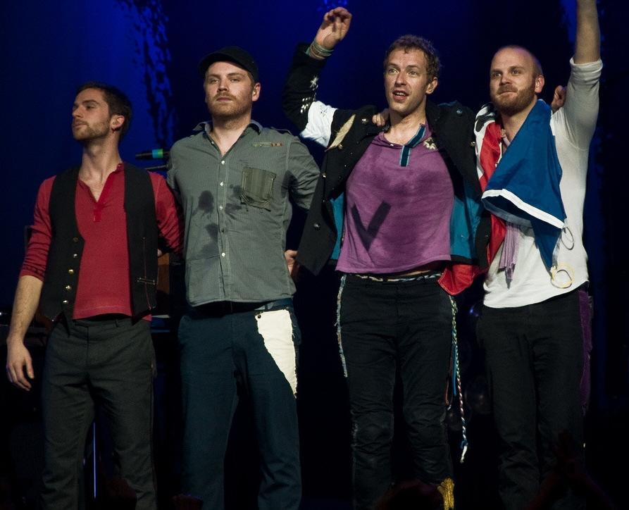 Coldplay – Wikipedia