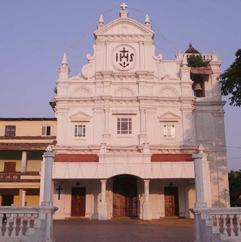 Our Lady Of Mercy church, Colva