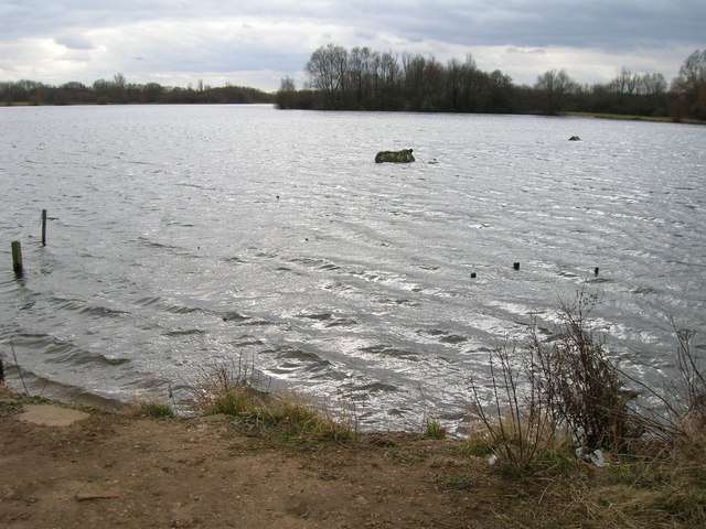 Colwick Country Park - geograph.org.uk - 1760411